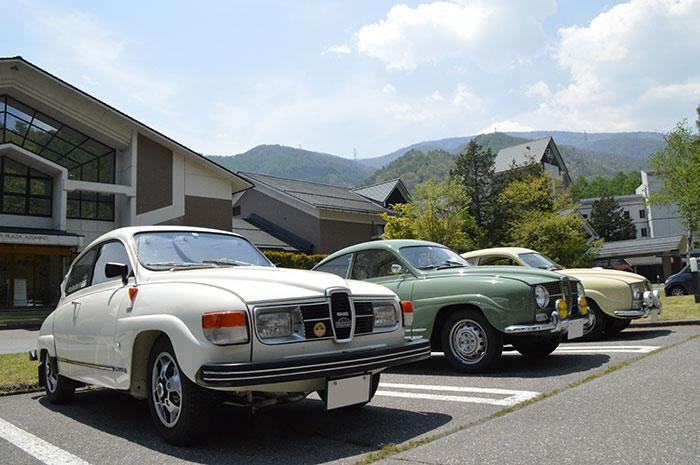 Vintage Saabの集い2019